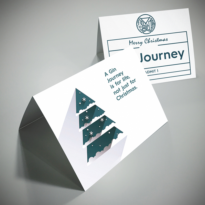 Gin Journey Gift Vouchers