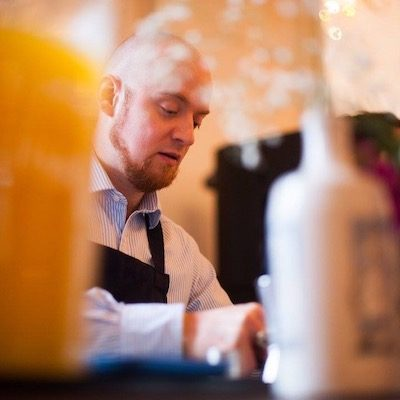 Jody Buchan Cocktail Creating