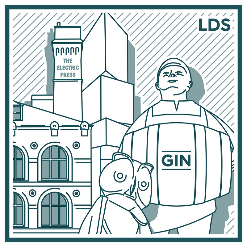 Gin Journey Leeds
