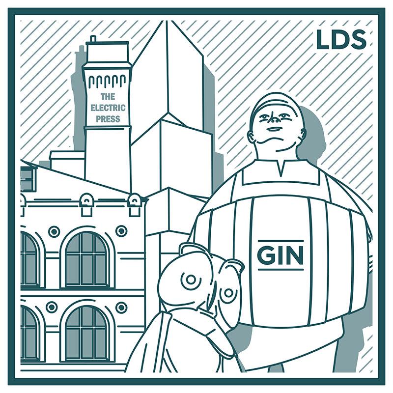 Gin Journey Leeds